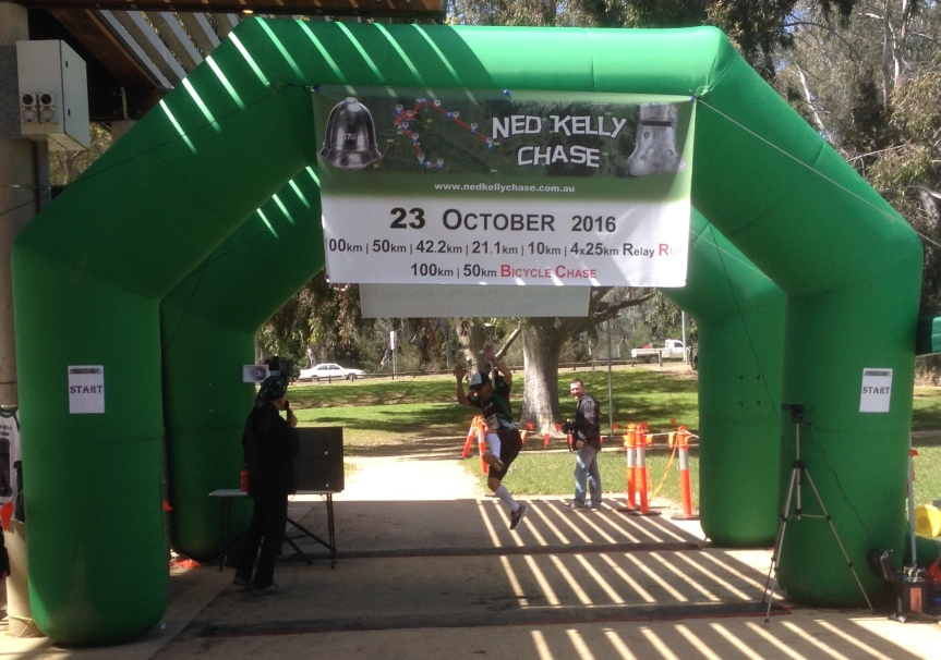 Race Recap: 2016 Ned Kelly Chase 100km Ultra!